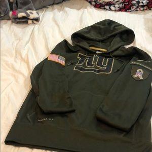 Giants sweatshirt hoodie